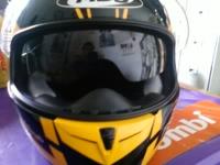 udah double visor