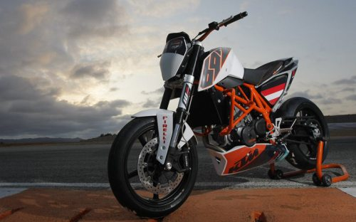 KTM 690-duke-Limited edition