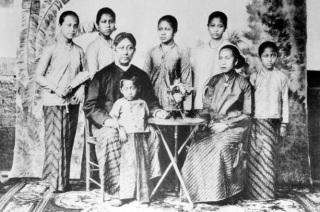 Keluarga Raden Adjeng Kartini